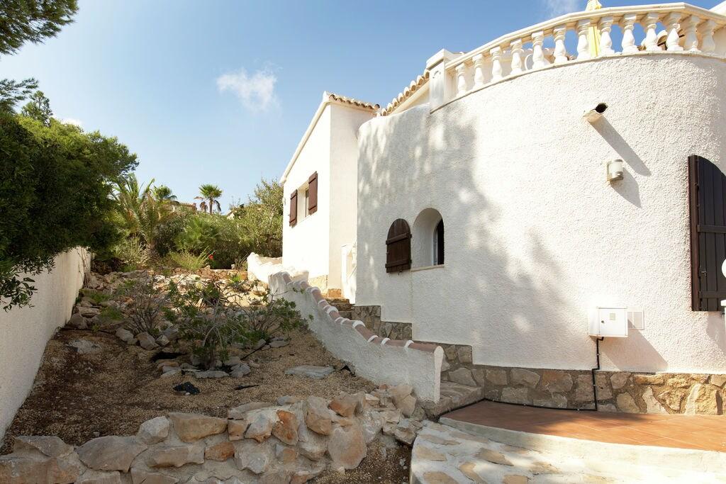 Vakantiewoning Spanje, Costa Blanca, Benitachell Villa ES-03726-19