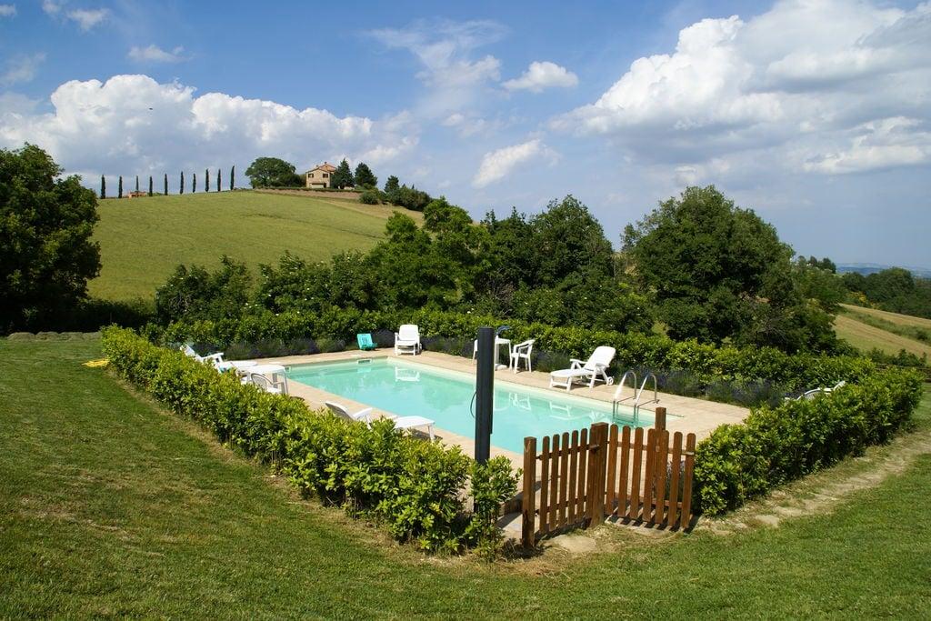 Vakantiewoning Italië, Marche, Treia - Macerata Villa IT-62010-20
