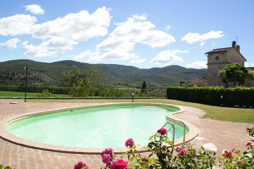 Vakantiewoning Italië, Umbrie, Corciano Appartement IT-06075-06