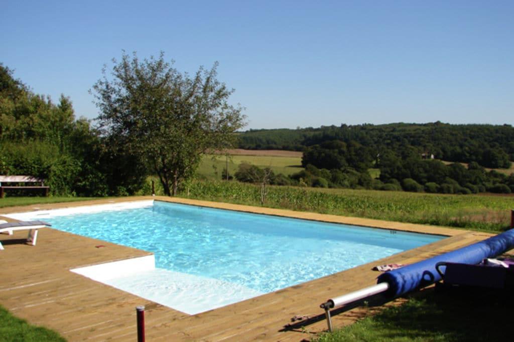 Vakantiewoning Frankrijk, Bretagne, Querrien vakantiewoning FR-29310-06