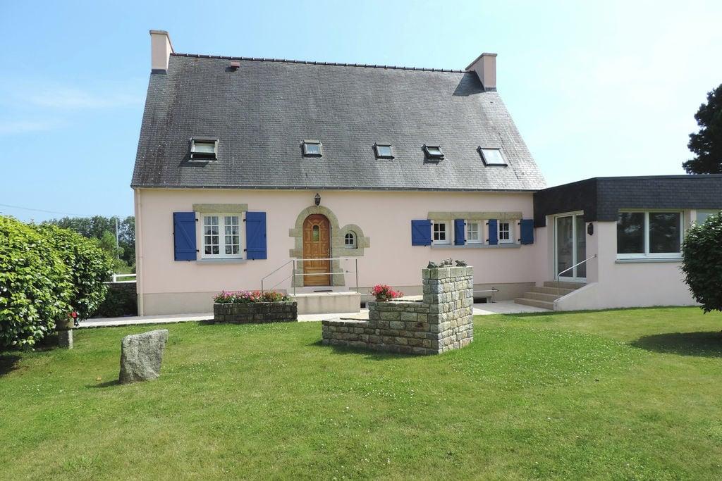Vakantiehuis Treffiagat Finistère