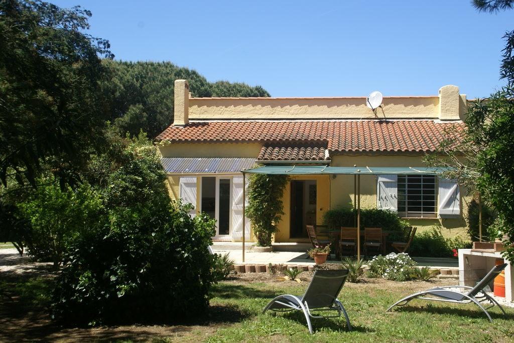 Gezellig vakantiehuis in Ramatuelle, dicht bij zee - Boerderijvakanties.nl