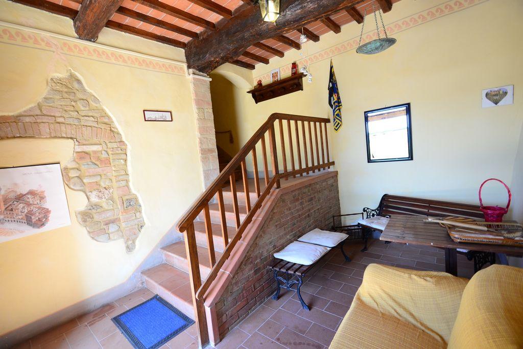 Vakantiewoning Italië, Toscana, San Gimignano Boerderij IT-00004-07