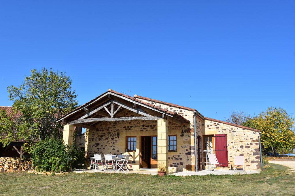 Luxueus appartement in de Dordogne met privézwembad - Boerderijvakanties.nl