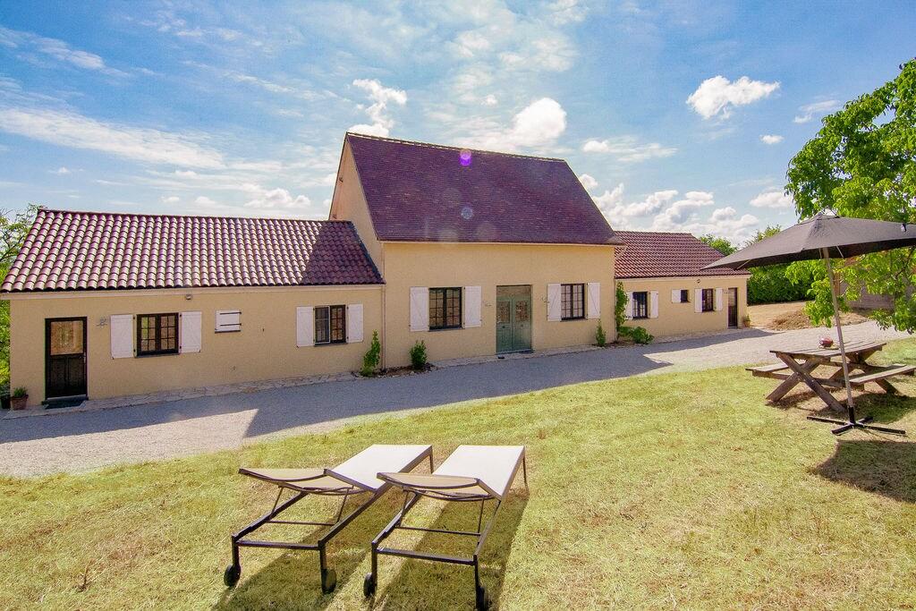 Chique vakantiehuis in Rocamadour, Frankrijk, met privétuin - Boerderijvakanties.nl