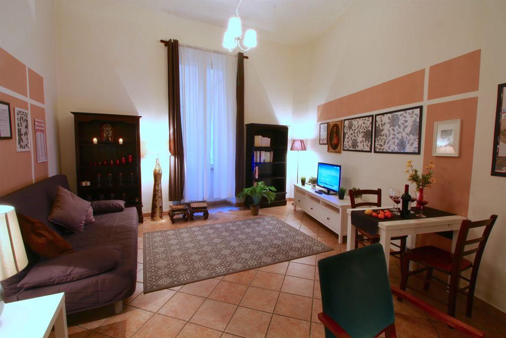Vakantiewoning  huren Roma - Appartement IT-00153-11   met wifi
