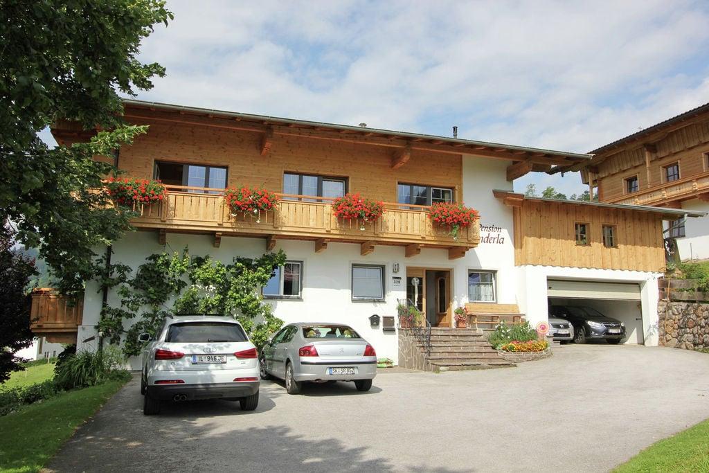 Verzorgd appartement in Tirol te midden van de vrije natuur - Boerderijvakanties.nl