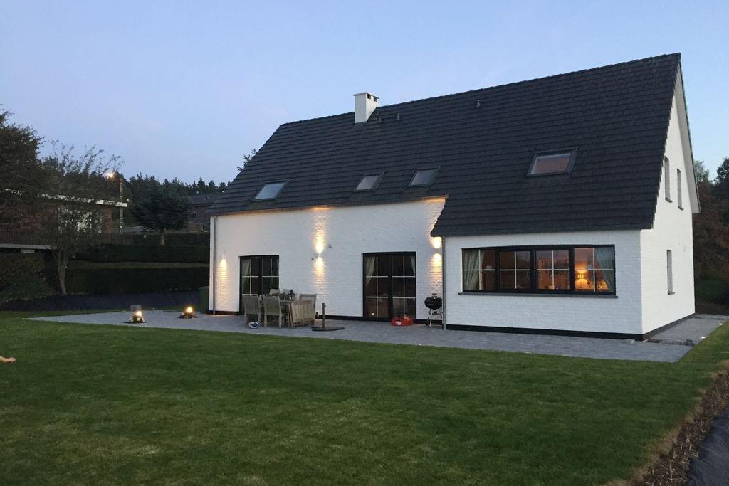 Gezellig vakantiehuis in Malmedy met sauna - Boerderijvakanties.nl