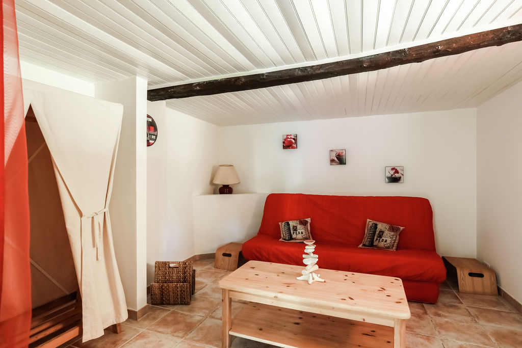 Lieflijk vakantiehuisje met tuin in het mooie achterland van Nice en Monaco - Boerderijvakanties.nl