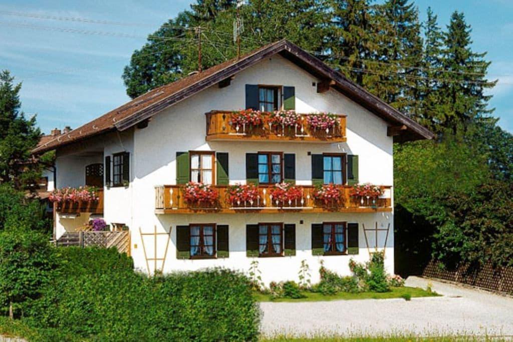 Appartement huren in Beieren -   met wifi  voor 2 personen  ...  Deze gezellig en verzorgd ing..