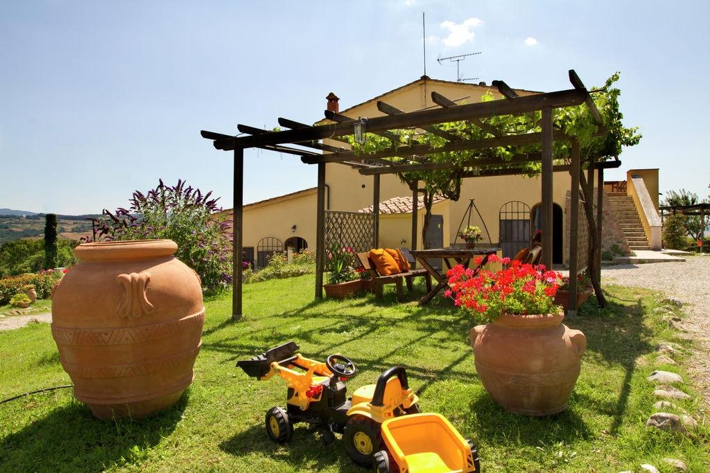 Vakantiewoningen Volterra te huur Volterra- IT-56048-48 met zwembad  met wifi te huur