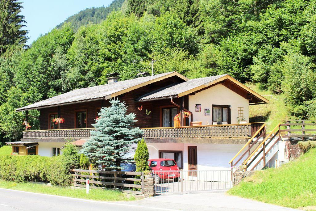 Mooi appartement in Bad Kleinkirchheim dicht bij skigebied - Boerderijvakanties.nl