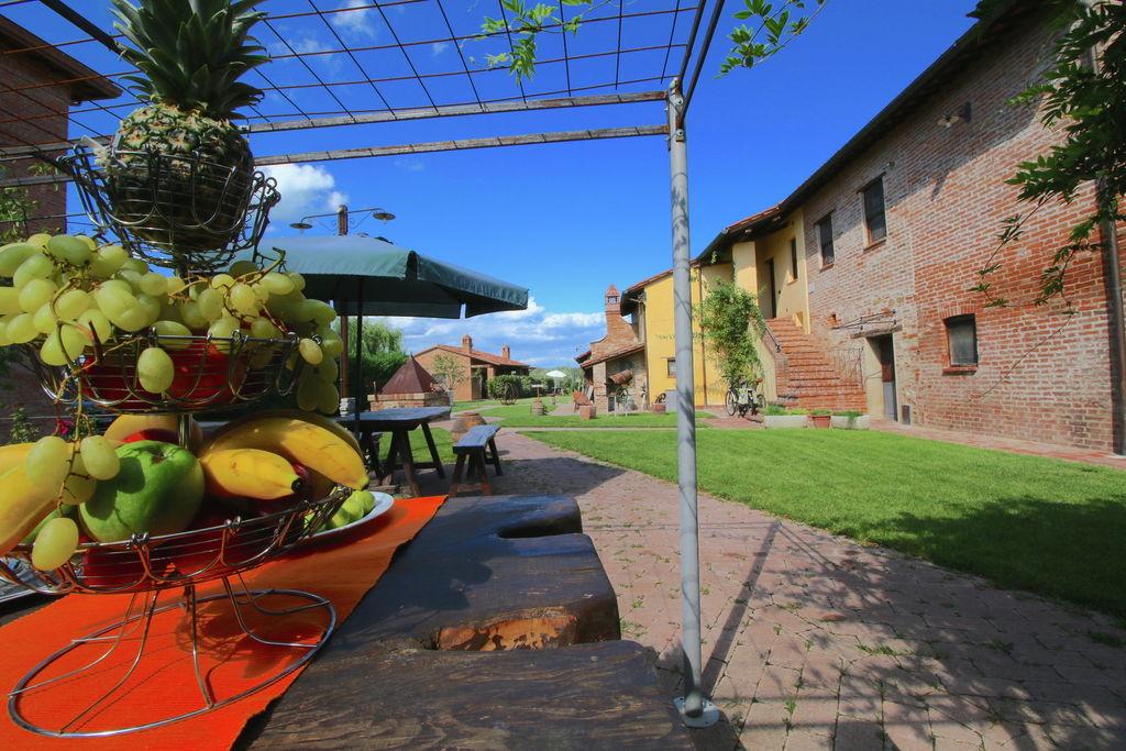 Castiglione-del-Lago- Boerderij met zwembad  met wifi te huur