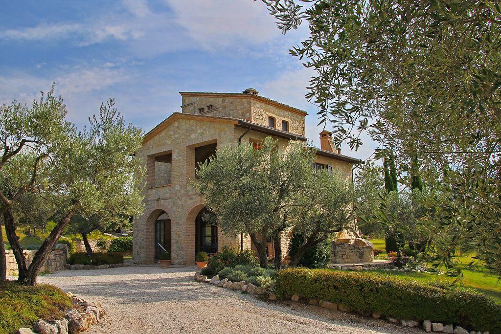 Vakantiewoning italie - Umbrie Villa IT-06059-40 met zwembad  met wifi