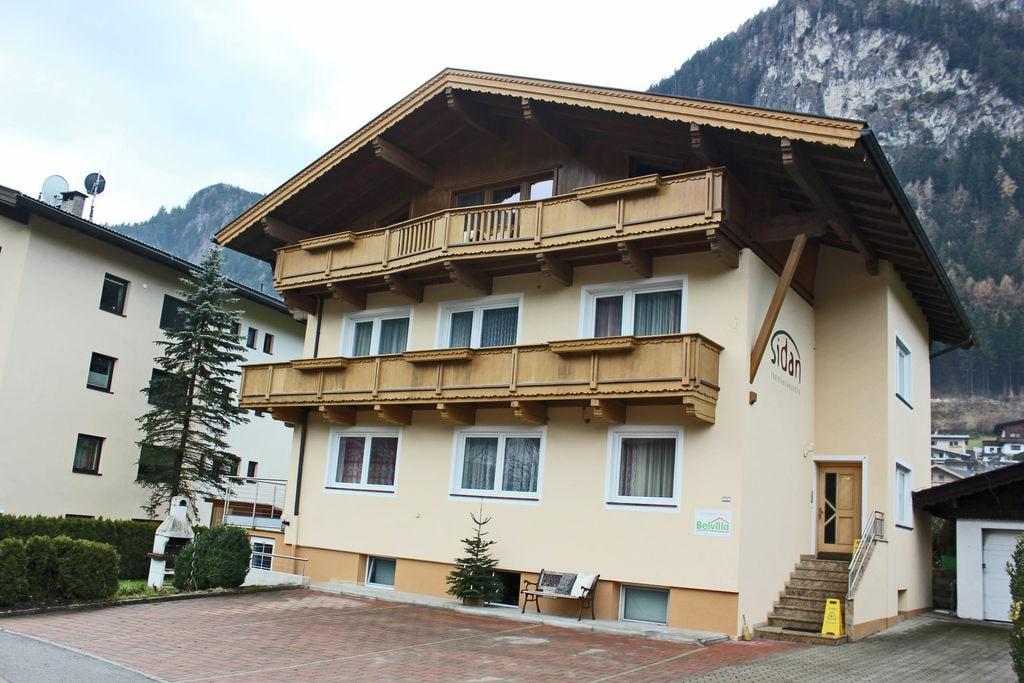Ruim vakantiehuis in Mayrhofen met skibushalte - Boerderijvakanties.nl