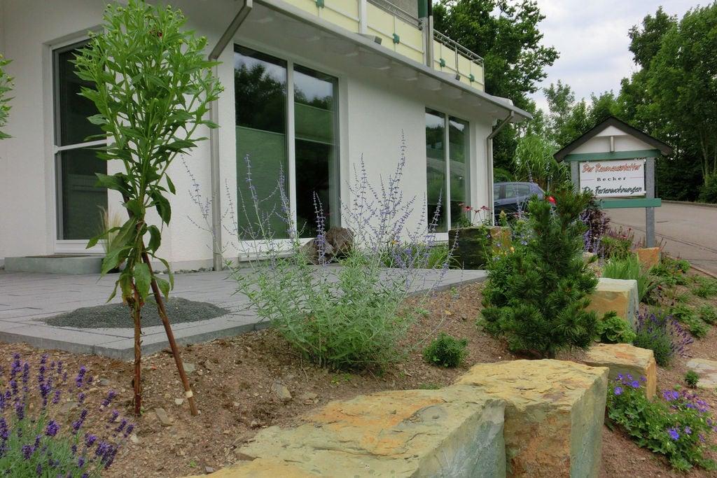 Modern appartement in Willingen dicht bij de bossen - Boerderijvakanties.nl