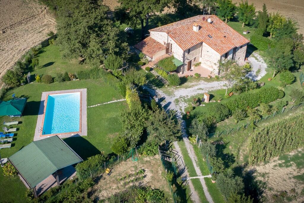 Vrijstaande villa in Toscane met privézwembad - Boerderijvakanties.nl