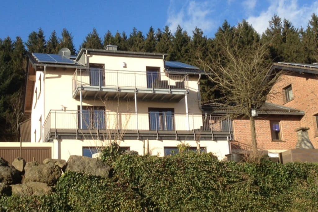 Vakantiewoning  huren Eifel - Appartement DE-00953-01   met wifi