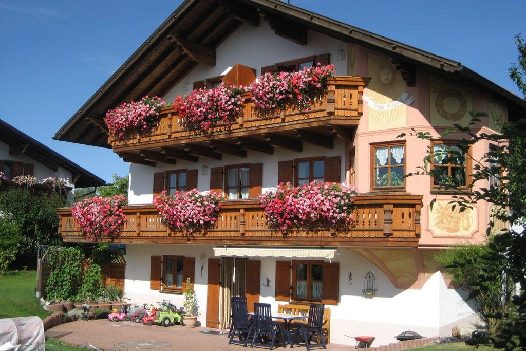 Appartement huren in Allgau -   met wifi  voor 4 personen  Aan de rand van het prachtige Inge..