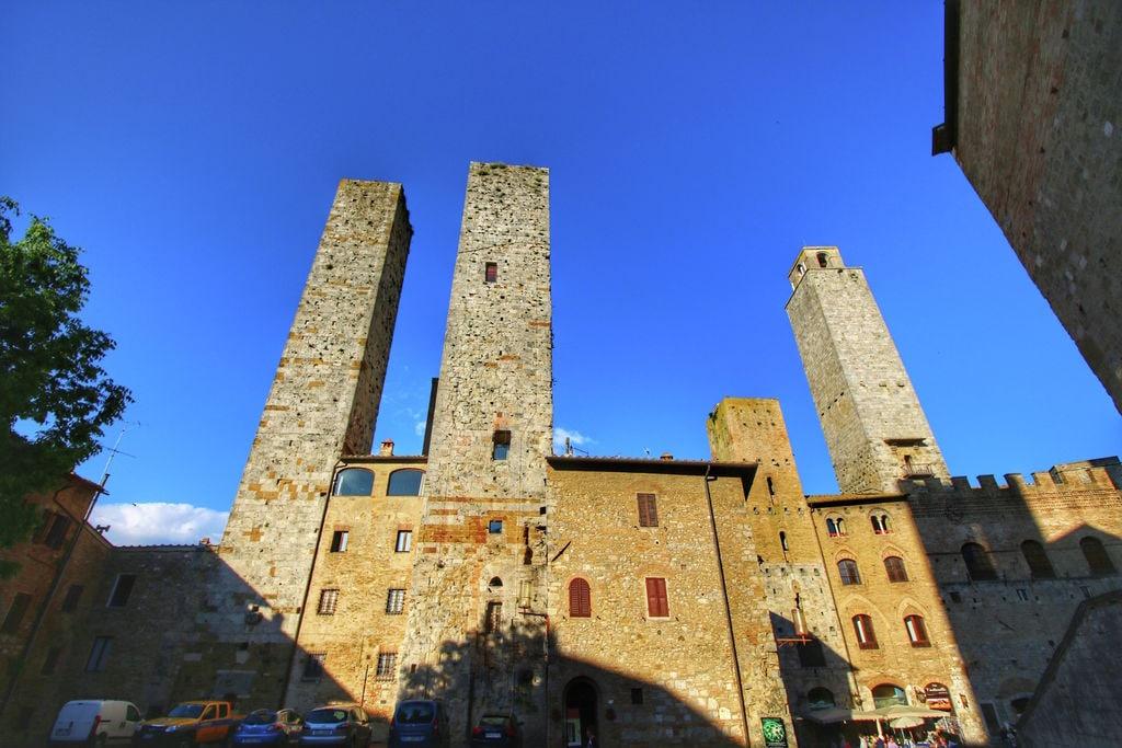 San-Gimignano- Vakantiewoning   met wifi te huur