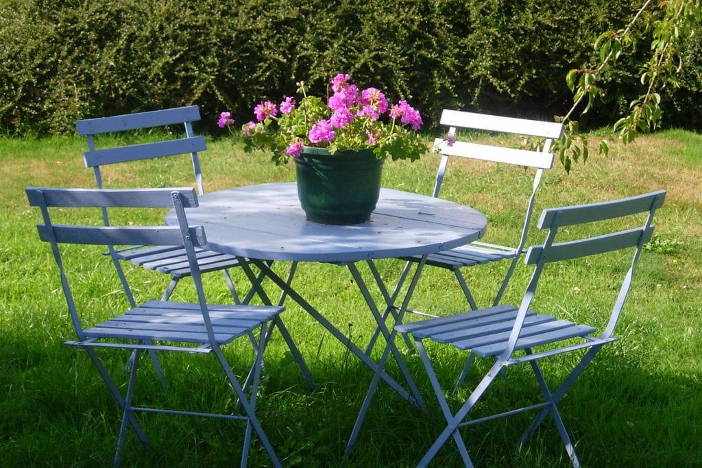 Grote vakantiewoning vlak bij Chimay met een tuin - Boerderijvakanties.nl