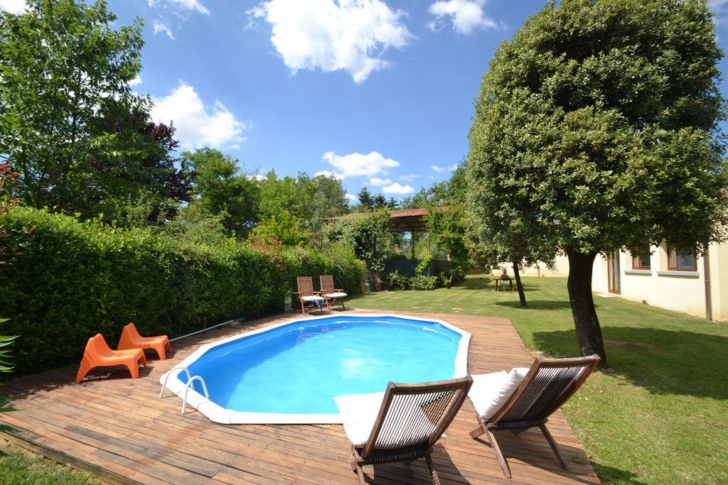 Sfeervolle vakantiewoning in Arezzo, Italië met zwembad - Boerderijvakanties.nl