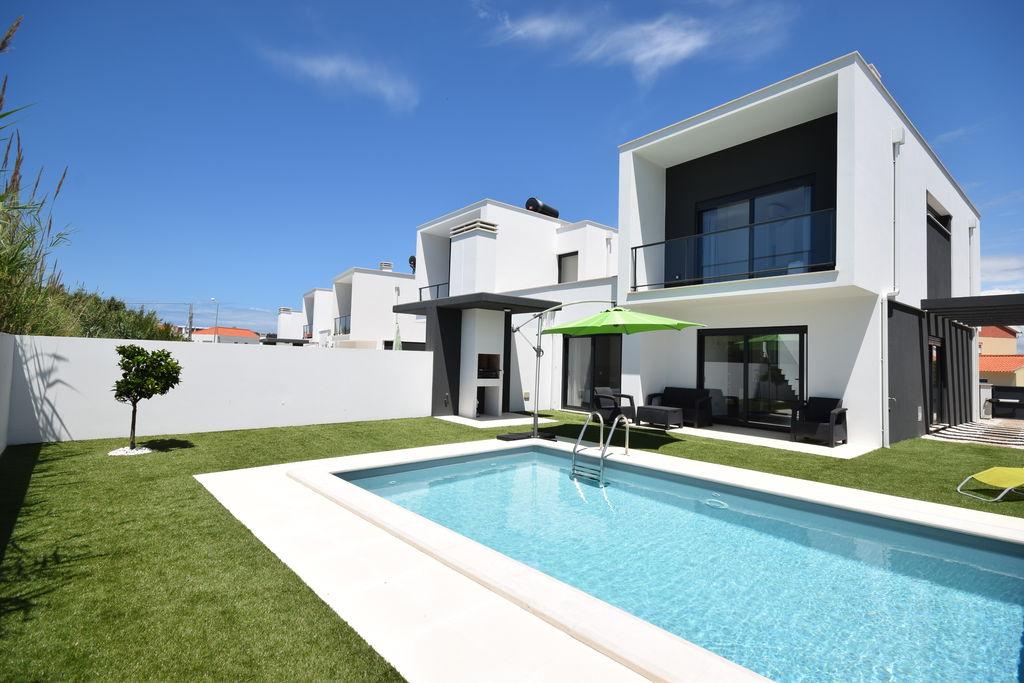 Vakantiewoning  huren Lisboa - Villa PT-0151-01 met zwembad  met wifi
