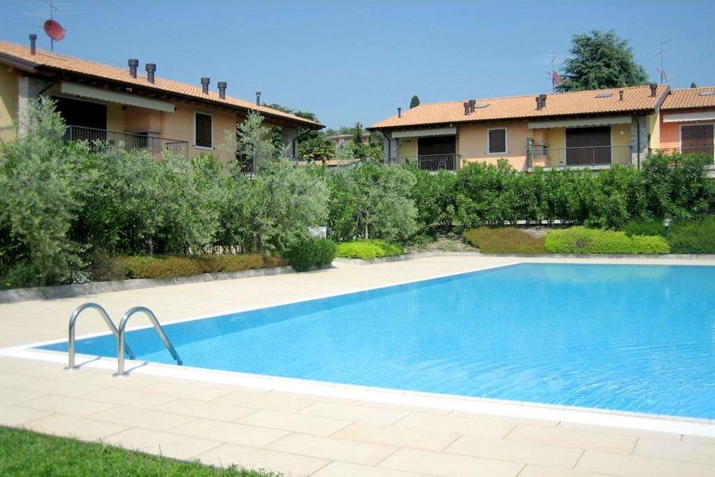 Vakantiewoning Italië, Italiaanse Meren, Bardolino Appartement IT-37011-002