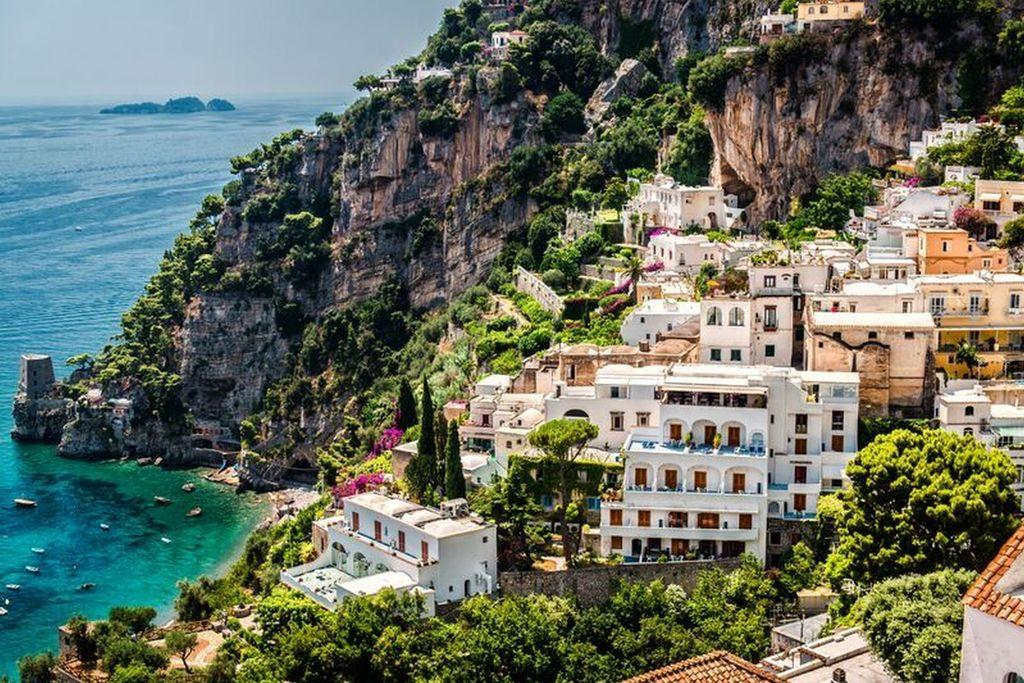Vakantiewoning  huren Campania - Appartement IT-80061-65   met wifi