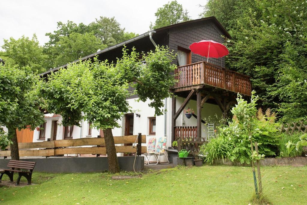 Sfeervol appartement bij Winterberg met balkon - Boerderijvakanties.nl