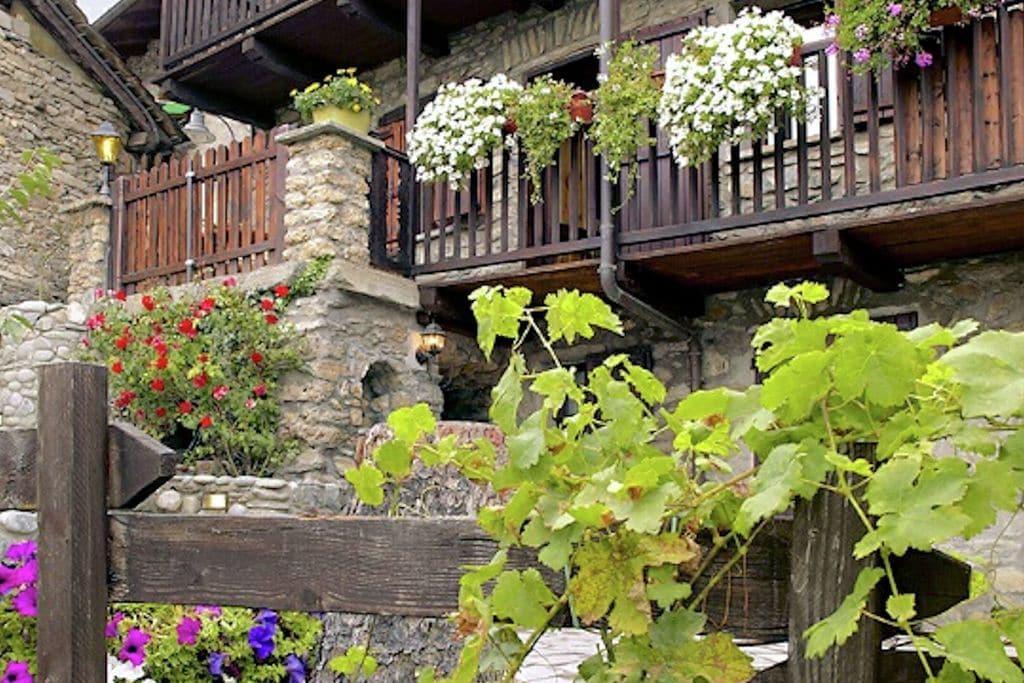 Vakantiewoning italie - Val-daosta Appartement IT-11010-14   met wifi