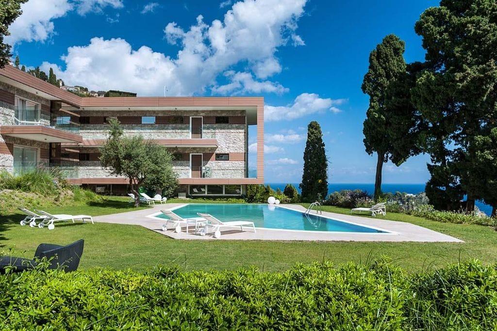 Vakantiewoning  huren Taormina - Appartement IT-98039-11 met zwembad  met wifi