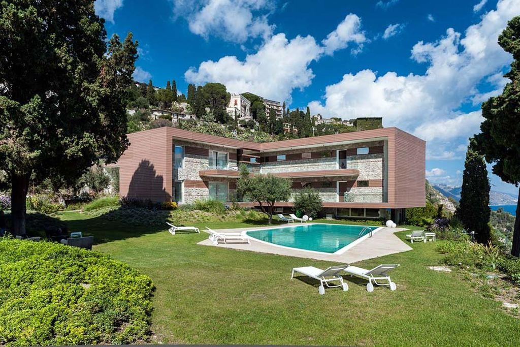 Vakantiewoning  huren Taormina - Appartement IT-98039-12 met zwembad  met wifi