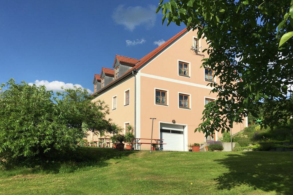 Levendig appartement in Schonsee met sauna - Boerderijvakanties.nl