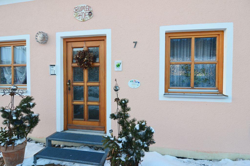 Vakantiewoning met een absoluut rustige ligging en alle mogelijke comfort, tuin en sauna - Boerderijvakanties.nl
