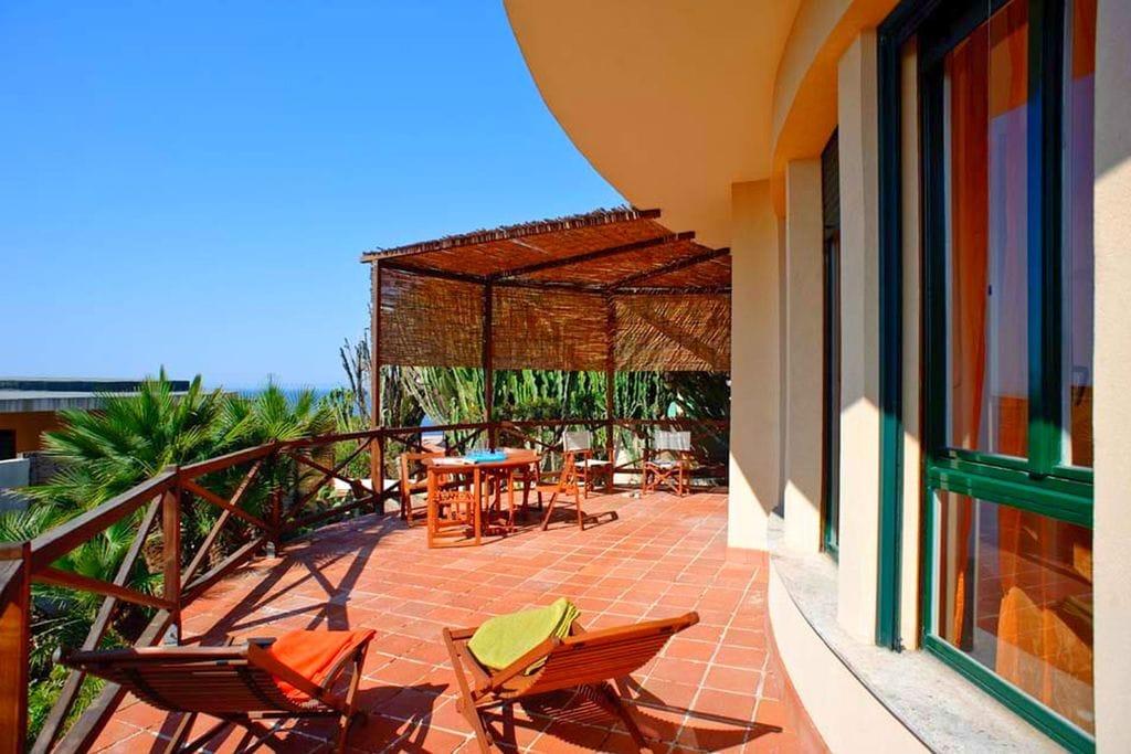 Vakantiewoning italie - Sicilia Appartement IT-96100-58   met wifi