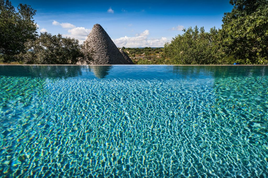Vakantiewoning Italië, Puglia, Cisternino Villa IT-00639-01