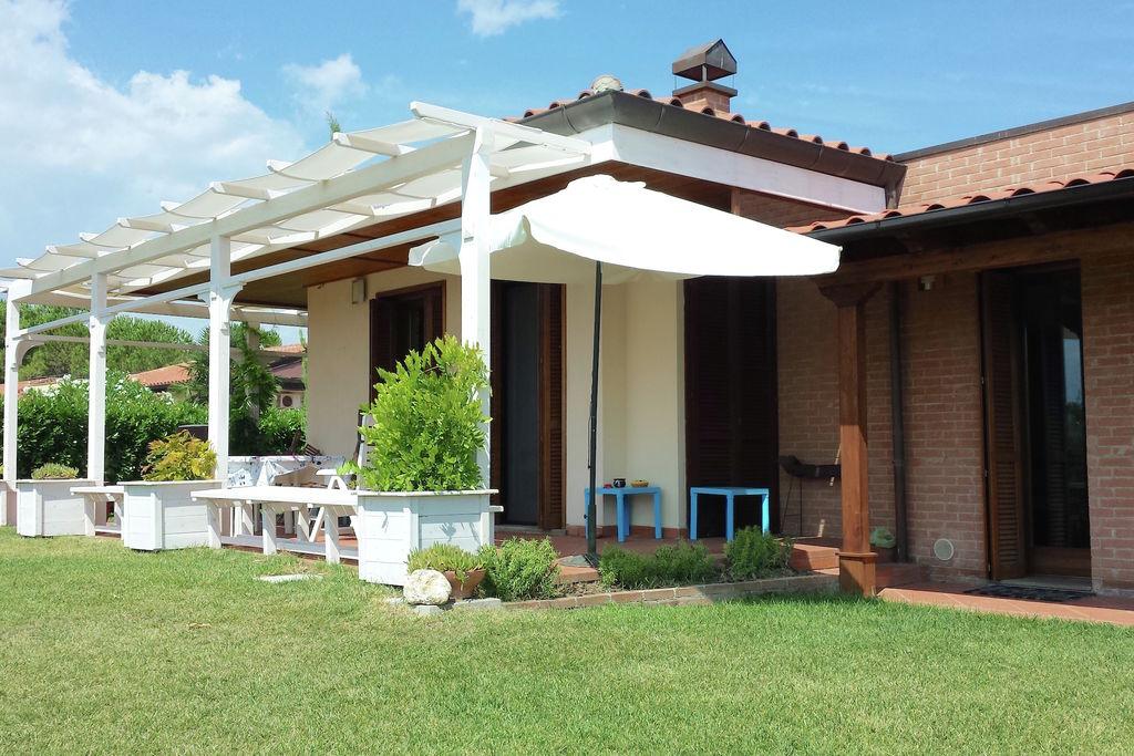 Miglianico(chieti)- Villa met zwembad  met wifi te huur