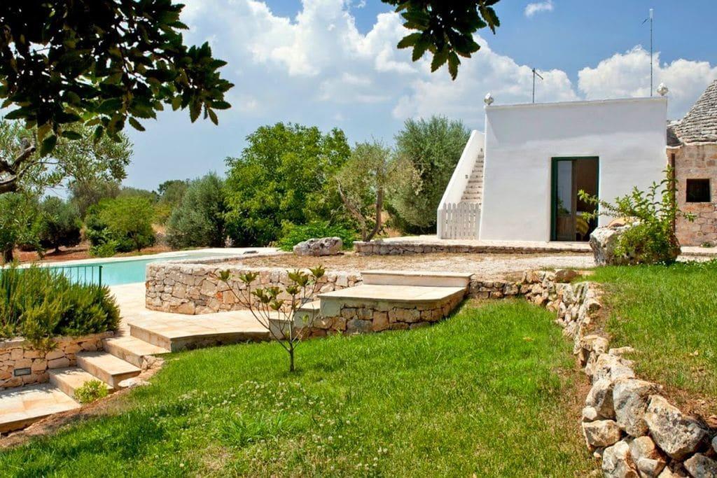 Vakantiewoning italie - Puglia Vakantiewoning IT-72013-06 met zwembad  met wifi