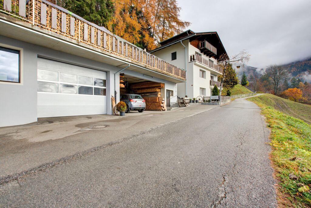 Heerlijk appartement in Matrei in Osttirol met een balkon - Boerderijvakanties.nl