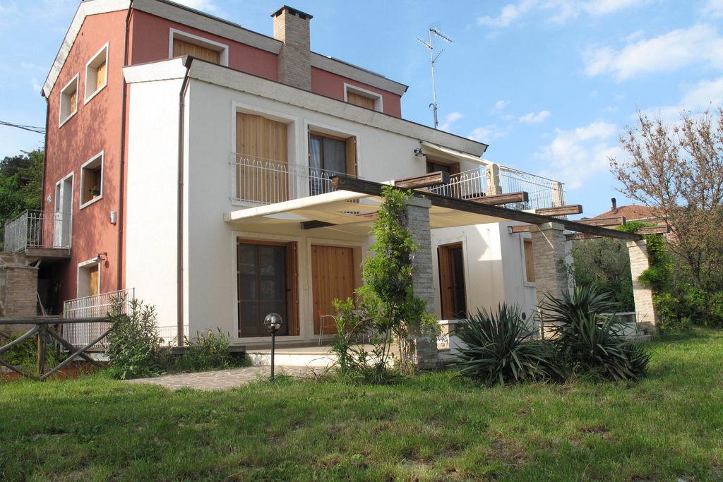 Vakantiewoning italie - Emilia-romagna Villa IT-00011-28   met wifi
