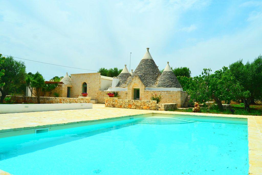Vakantiewoningen Ceglie-Messapica te huur Ceglie-Messapica- IT-72013-13 met zwembad  met wifi te huur