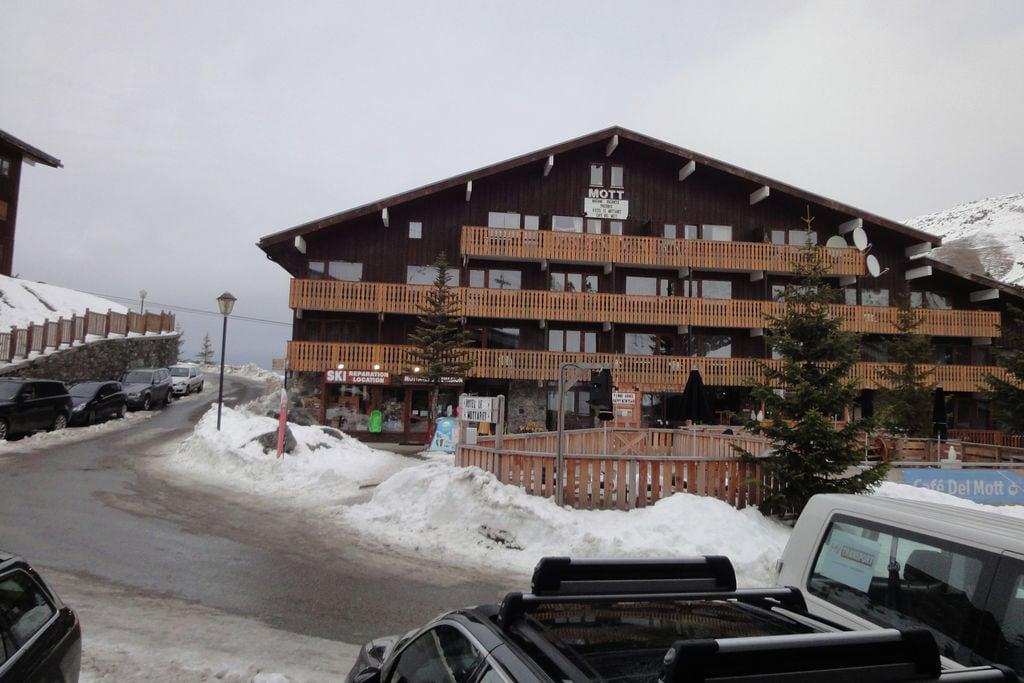 Vakantiewoning  huren  Frankrijk - Appartement FR-73550-81