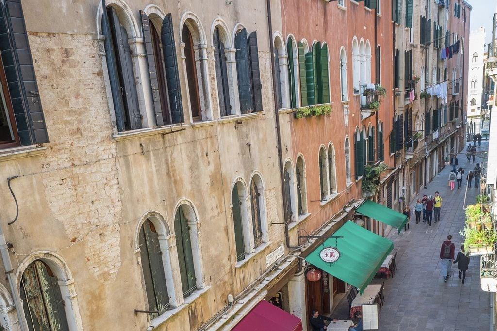 Vakantiewoning italie - Veneto Appartement IT-30125-17   met wifi