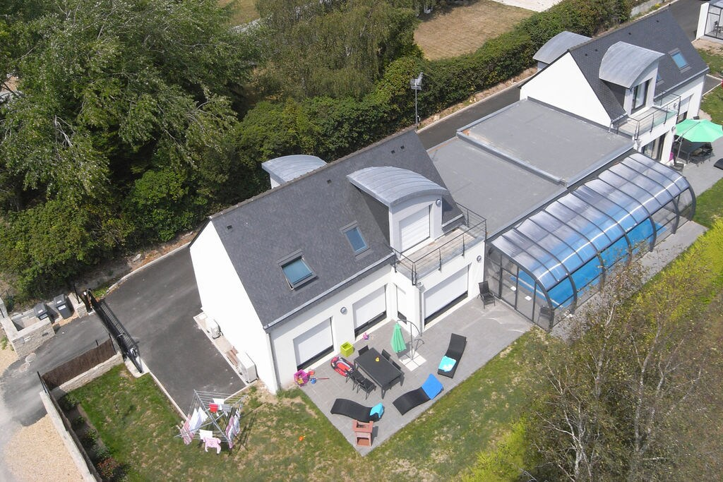 Vakantiewoning Frankrijk, Bretagne, Bénodet vakantiewoning FR-29950-12