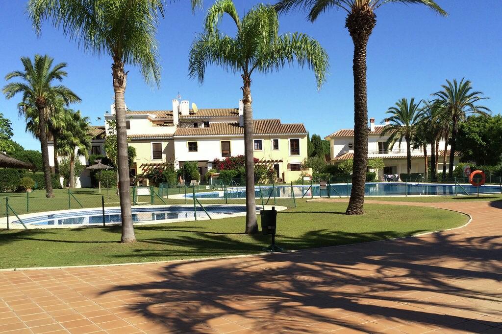 Vakantiewoning  huren  Spanje - Appartement ES-00001-55 met zwembad nabij Strand met wifi