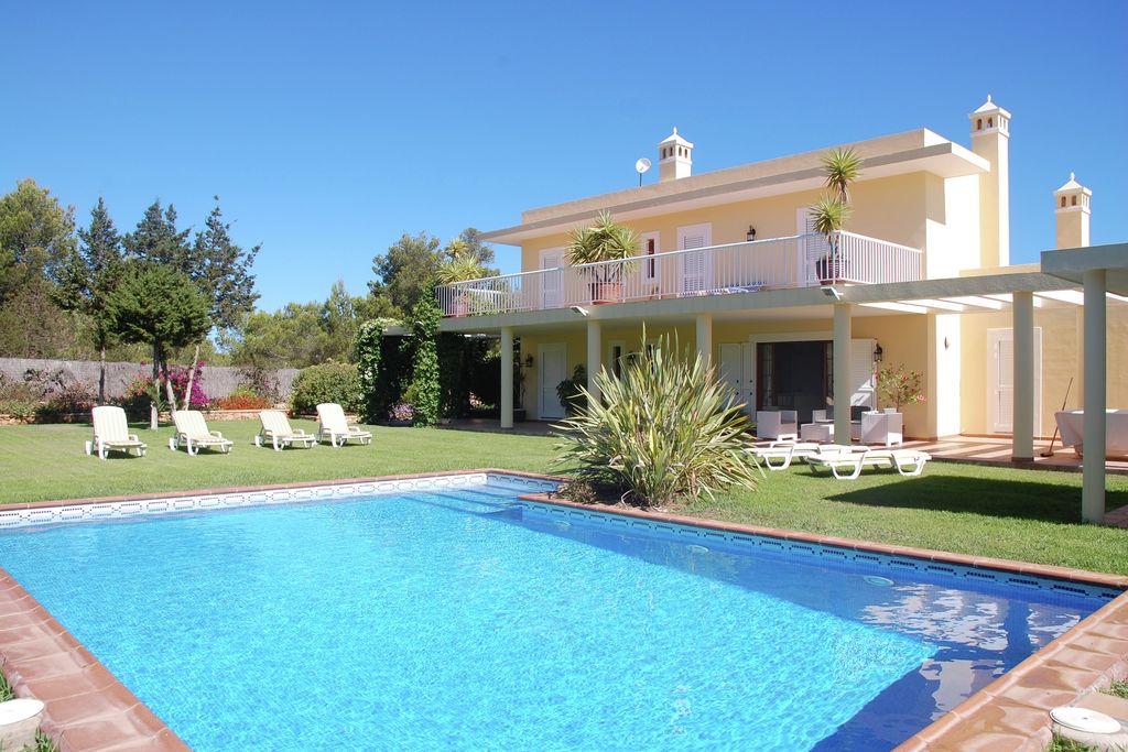 Vakantiewoning  huren Ibiza - Vakantiewoning ES-00001-66 met zwembad  met wifi