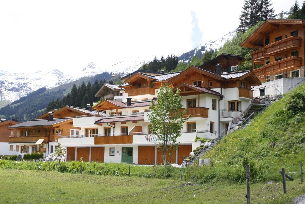 Modern appartement in Salzburgerland met idyllische ligging - Boerderijvakanties.nl
