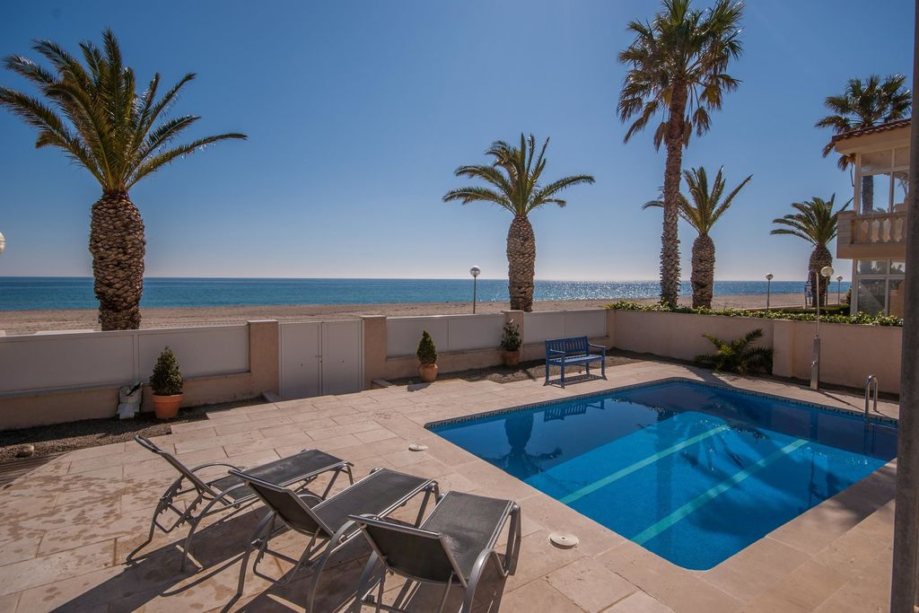 Vakantiewoning huren in Costa Dorada - met zwembad  met wifi met zwembad voor 8 personen  Fantastische villa met directe toe..