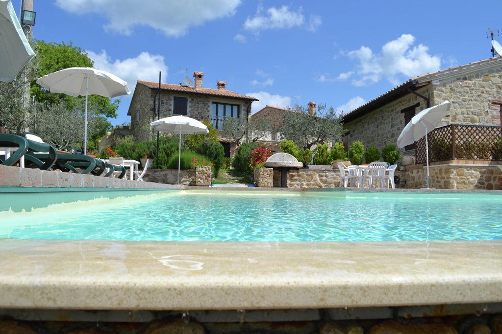Vakantiewoning italie - Umbrie Vakantiewoning IT-00011-111 met zwembad  met wifi